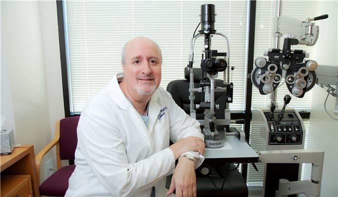 lawrence hopp md eye surgeon